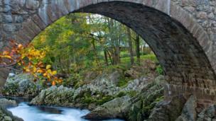 Bridge of Feugh, near Banchory in Aberdeenshire