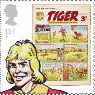 Roy Race stamp