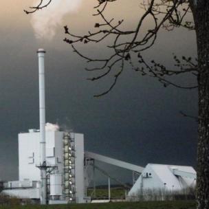 Steven's Croft power station