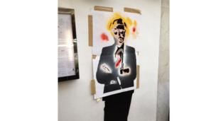 Blek Le Rat's painting