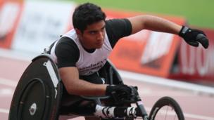 The boys wheelchair final