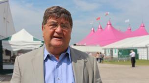 Huw Llywelyn Davies