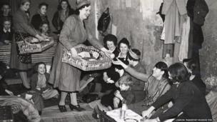 Second World War image.