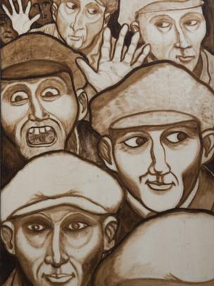 Fright gan John Neville Foulkes, © stad Neville Foulkes
