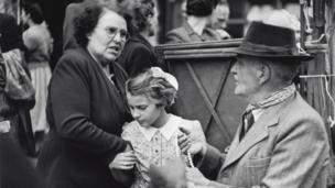 Caledonian Market, London, about 1931