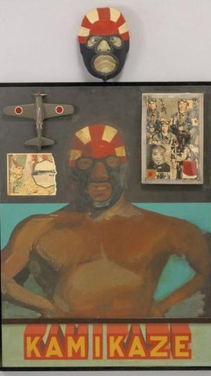 Peter Blake, Kamikaze 1965 © DACS