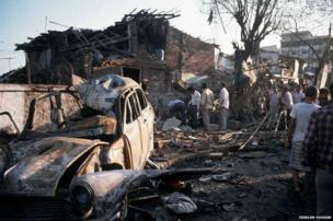 Mumbai blast