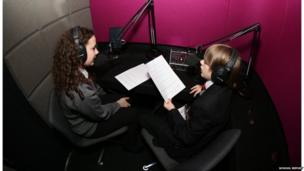 School Reporters Rosie and Thomas read the latest sports news