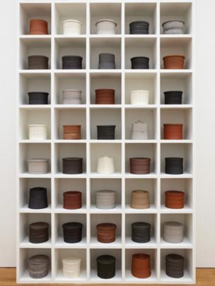 Columbarium by Julian Stair