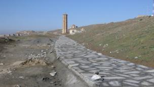 Ghazni scene
