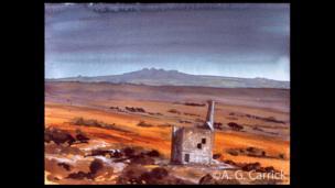 Wheal Betsy Mine - Dartmoor