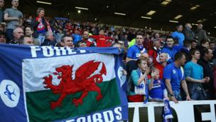 Cardiff City fans are celebrating for the second time in four days, after securing the Championship title