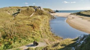 Broad Haven South, Pembrokeshire