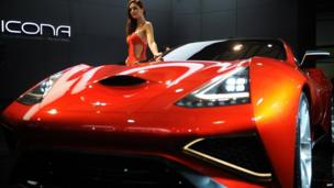 Icona design concept car