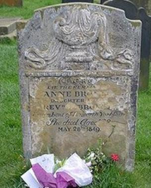 Anne Bronte burial place