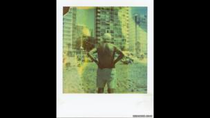 Benidorm Polaroid