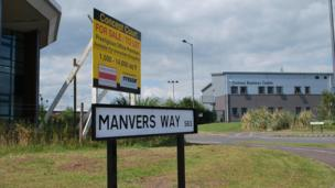 Manvers business park