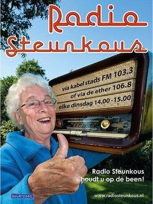 Radio Stenkous - Buurzorg Radio SHow