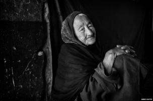 Baltistan woman