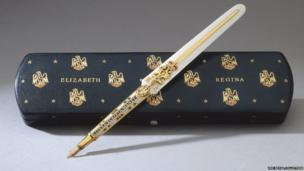 The Coronation Pen, 1953, Francis J Cooper
