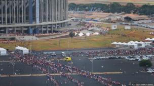 Mane Garrincha National Stadium