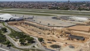 Fortaleza airport renovation project
