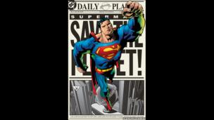 Daily Planet cover 1998