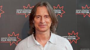 EIFF patron Robert Carlyle, who made his name in the Edinburgh-set film Trainspotting, was appearing at special In Person evening at the Traverse Theatre