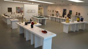Exhibition at the centre