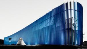 Benson Radiology, Tridente Architects