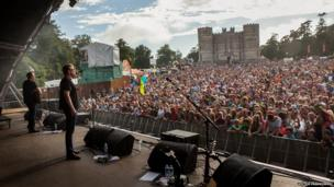 The Proclaimers at Camp Bestival