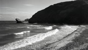 Llangrannog, from Quiet Heroes, 2012 © Ken Griffiths
