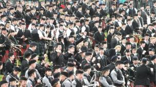 6th/8th Dundee Boys' Brigade Pipe Band