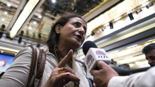Human and women's rights activist Amal al-Basha