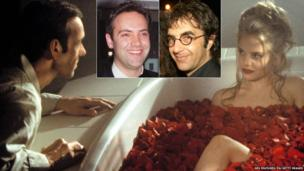 Clockwise from left: Kevin Spacey and Mena Suvari in American Beauty; Sam Mendes; Atom Egoyan