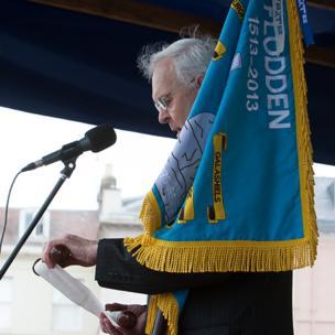 Flodden Flag