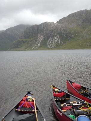 Creag an Dubh Loch