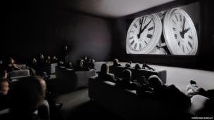The Clock by Christian Marclay
