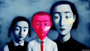 Bloodline: Big Family by Xiaogang Zhang