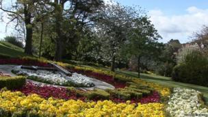 Pannet Park, Whitby