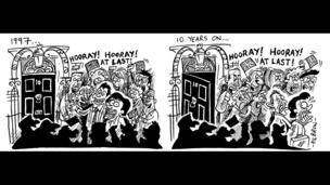 1997.../10 Years On... by Giles Pilbrow