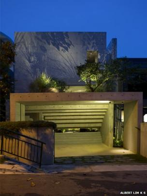 Namly House - CHANG Architects