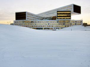 Statoil Regional and International offices (Norway) A-Lab