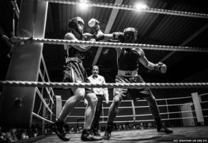 Inter Company Boxing Night, 1st Battalion the Princes of Wales's Royal Regiment