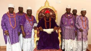 Lucky Ochuko Arile, the Ovie of Umiaghwa Abraka Kingdom