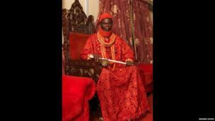 Pere Donokoromo ll JP, the Pere of Isaba Kingdom
