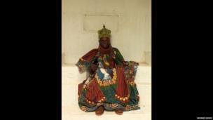 Agbogidi Obi James Ikechukwu Anyasi ll, Obi of Idumuje Unor