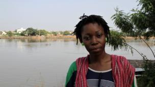Bijou. Photo taken by Manuel Toledo, BBC Africa