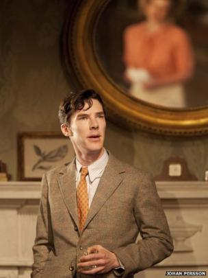 Benedict Cumberbatch in After the Dance