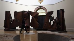 Sir Anthony's Shadows featured at the Royal Academy's Summer Exhibition in June